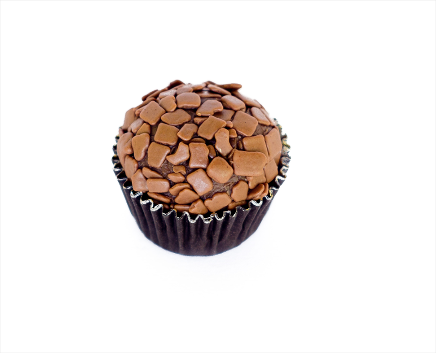 Brigadeiro chocolate ao leite belga